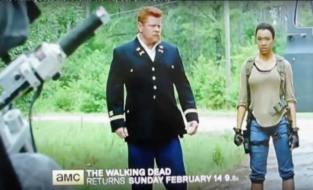 Viral Video: New 'Walking Dead' Midseason Premiere Teaser Hits The Air