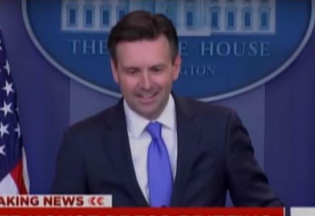 White House Spokesman 'Speechless' Over Ben Carson's Claim China's Fighting In Syria