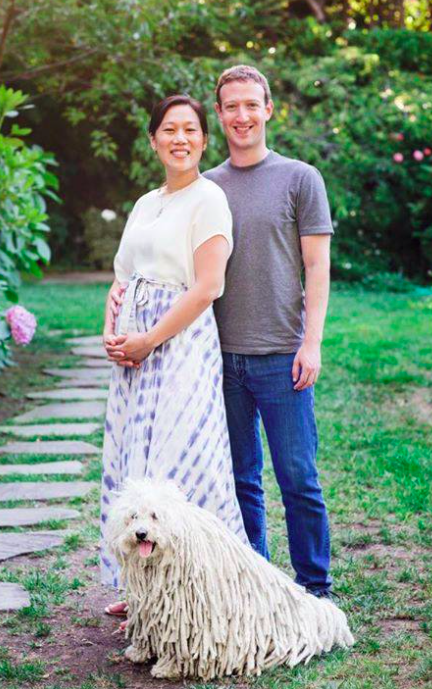 Facebook Founder Mark Zuckerberg and Priscilla Chan Expecting Baby