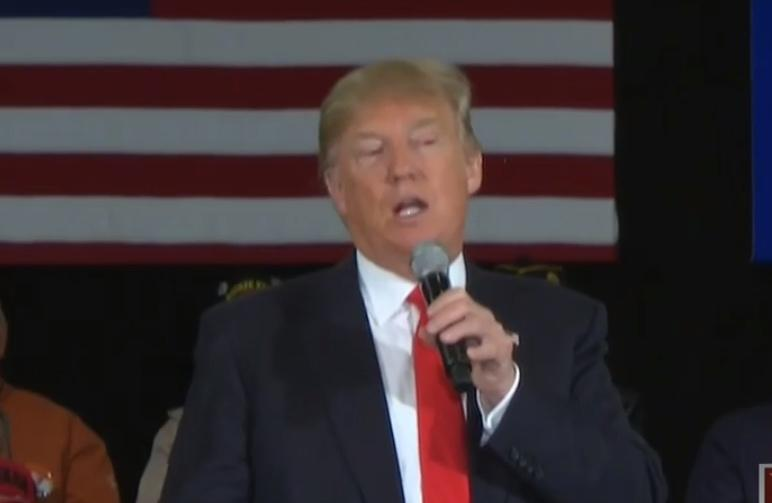 Watch LIVE Stream: Donald Trump Speaks At Rally in Suffolk County, Patchogue, New York