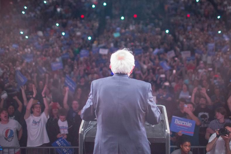 Watch Replay: Bernie Sanders Speaks At Fairfield, California Rally, June 3