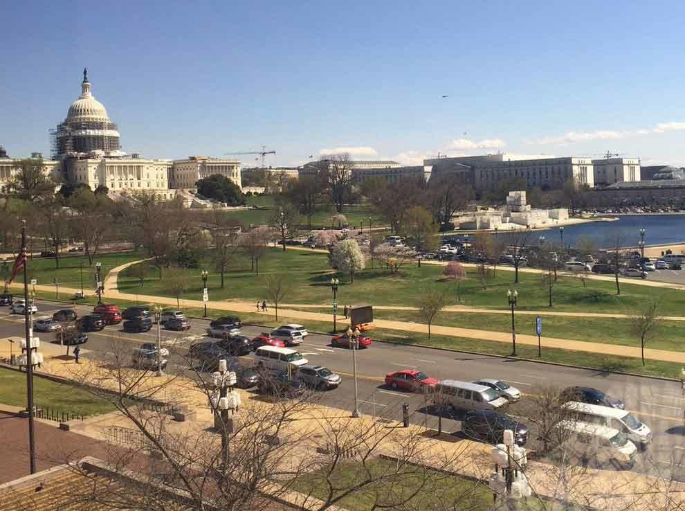Active Shooter: Shooting Locks Down US Capitol