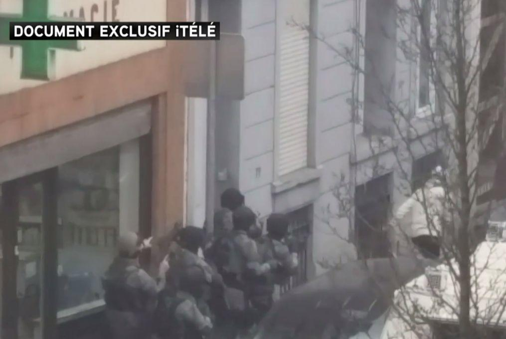 Watch Police Shoot And Capture Paris Terror Attack Suspects In Brussels