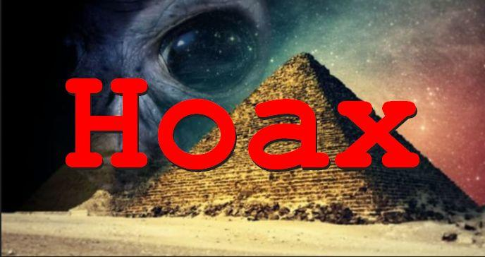 Hoax Alert: Hibernating Alien NOT Discovered Inside Secret Chamber In The Great Pyramid