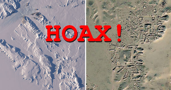 Hoax Alert: NASA Images Did NOT Reveal Ancient Human Settlement Under 2.3 KM Of Ice