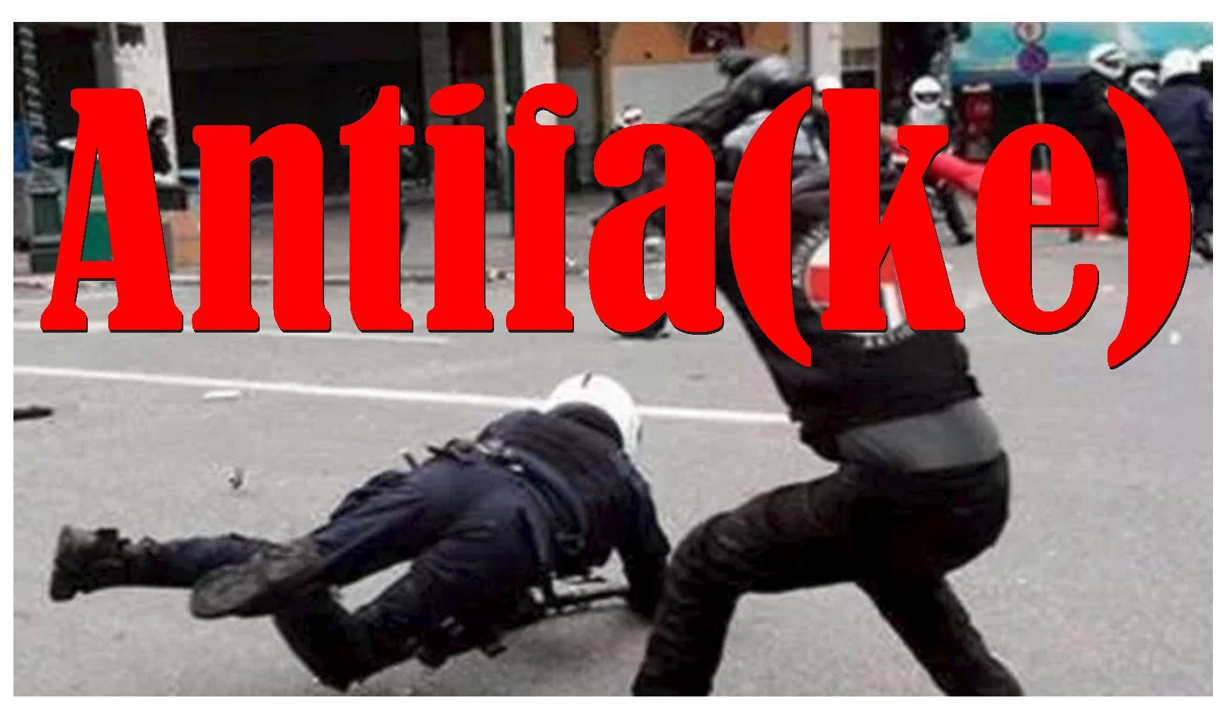 Fake News: Wave Of Fake '11/4' Antifa Terror Attacks Unleashed