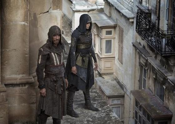 It's Out! 'Assassin's Creed' Official Movie Trailer With Michael Fassbender
