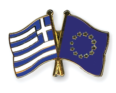 Greece European Union Flags.jpg