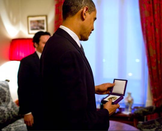 Obama with Nobel prize.jpg
