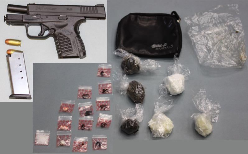 Che Taylor gun drugs.jpg