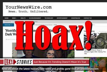 "Fake News: Horrific ""#Frazzledrip"" Hillary Clinton Snuff Film NOT Circulating On Dark Web"