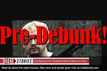 Fake News: Sam Hyde Is NOT The Van Driver In Suspected Toronto Terror Incident