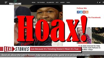 Fake News: 50 Cent Did NOT Buy Murder Inc Records, Does NOT Own All Ja Rules Music Publishing