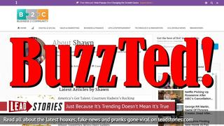 The Inside Scoop On How Lead Stories Got Serial Plagiarist Shawn Rice Busted By BuzzFeed