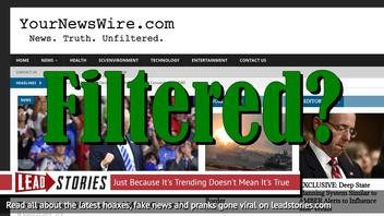 Is Fake News Website YourNewsWire Being Throttled To Death By Facebook?