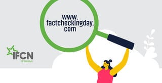 Press Release: Happy Fact-Checking Day! #factcheckingday