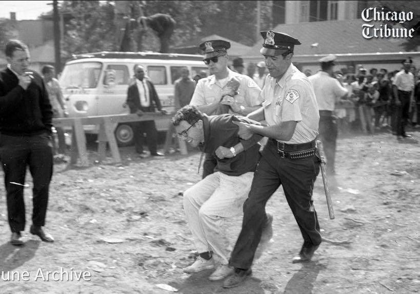 Bernie Sanders 1963 arrest.jpg