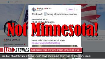 Fake News: 5 Muslim Women In Burkas Did NOT Fight, Drop Baby On Minneapolis Road