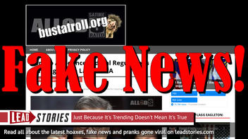 Fake News: Attorney General William Barr Is NOT About To Announce Federal Regulations Banning Sharia Law In USA