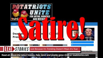 Fake News: Dearborn Did NOT Join California In Canceling President's Day