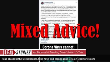 Fact Check: 15 Minutes In Sauna Will NOT Kill The Coronavirus