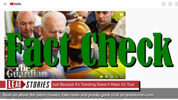 Fact Check: Overview Of Claims Made During Biden's Argument With Michigan Autoworker Over Guns