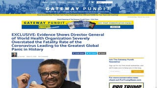 Fact Check: Evidence Does NOT Show The WHO Director-General Overstated COVID-19 Fatality Rate