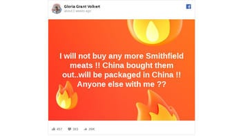 Fact Check: Smithfield Foods Are NOT Packaged In China