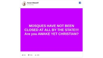 Fact Check: Mosques NOT Allowed to Stay Open While Churches Close During COVID-19 Pandemic