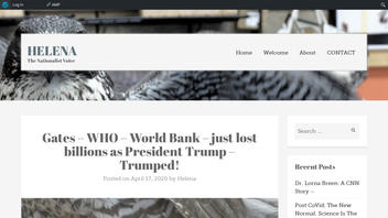 Fact Check: Bill Gates, WHO & World Bank NOT 'Trumped' By President Amid Coronavirus