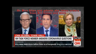 Fact Check: Dr. Birx Did NOT Slip And Admit She Works For Bill Gates And WHO