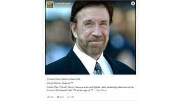 Fact Check: Chuck Norris Is NOT Dead From Coronavirus