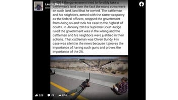 Fact Check: Judge Did NOT Rule Cliven Bundy And Co-Defendants Were 'Justified In Their Actions,' Bundy Case NOT Ignored In The News
