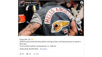 Fact Check: NO Credible Evidence For Rumor Hells Angels And Mongols Prevented Antifa Demonstration in Placerville