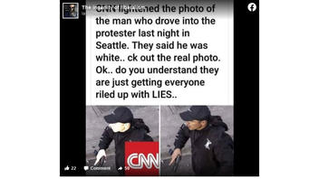 Fact Check: CNN Did NOT Lighten The Photo Of The Man Who Drove Into The Protester In Seattle
