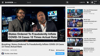 Fact Check: States Were NOT Ordered To Fraudulently Inflate COVID-19 Cases 15 Times Actual Rate
