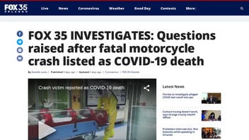 Fact Check: A Florida Motorcycle Death Is NOT Undermining The Accuracy Of State's Coronavirus Death Numbers