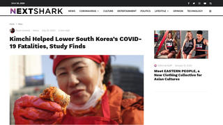 Fact Check: Preprint Study Did NOT Find Kimchi Helped Lower South Korea's COVID-19 Fatalities, Only Looked At Europe