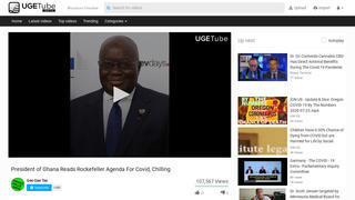 Fact Check: NO Rockefeller Agenda For COVID, President Of Ghana Did NOT Read It in Video