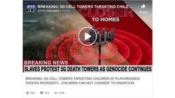 Fact Check: NO Proof 5G Causes Cancer, Infertility Or Targets Children For 'Genocide'