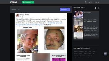 Fact Check: Photos Are NOT Connected To Hillary Clinton -- They Show Scarlett Keeling, Killed In India In 2008