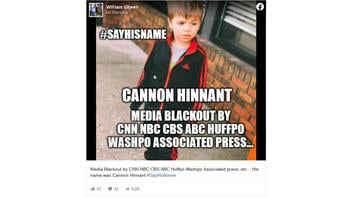 Fact Check: Murder Of 5-Year-Old Cannon Hinnant Is NOT Being Ignored By Media