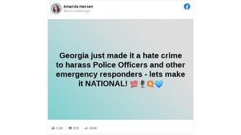 Fact Check: Georgia Did NOT Pass A Bill Making It A Hate Crime To Harass Police Officers