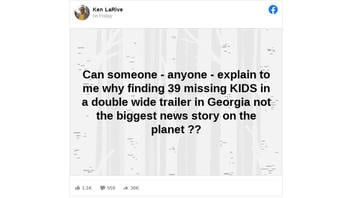Fact Check: 39 Missing Kids Were NOT Found In A Double Wide Trailer In Georgia -- But 'Operation Not Forgotten' Was Covered Extensively In The Media