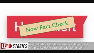 """Goodbye """"Hoax Alert"""", Hello """"Fact Check"""""""