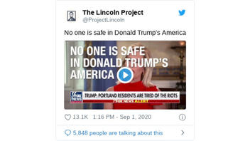 Fact Check: Trump Did NOT Say Americans Are 'Going To Die' When He's Not President -- Lincoln Project Edited Video Deceitfully