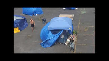 Fact Check: Video Does NOT Show Portland Antifa 'Anarchist' Camps -- They Are Temporary Outdoor Homeless Shelters