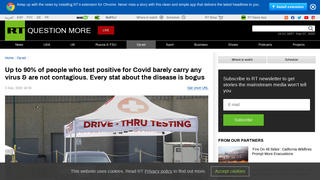 Fact Check: Concern Over Testing Does NOT Mean Every 'Stat' About COVID-19 Is Bogus