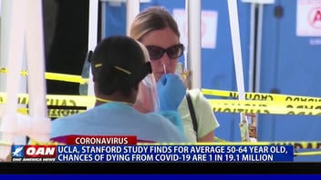 Fact Check: 'New' Research Is NOT New, Does NOT Find Average 50- To 64-Year-Olds Have A 1-in-19.1-Million Chance Of Dying From COVID-19