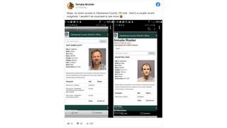 Fact Check: Ignat Shchetinin And Sammy Scott Piatt Not CHARGED With Arson Connected To Clackamas County, Oregon Wildfires